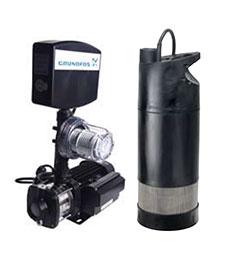 Grundfos PG Rainwater Harvesting System